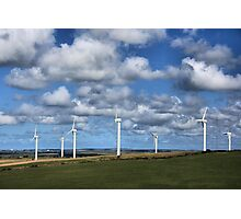 Wind Power Photographic Print