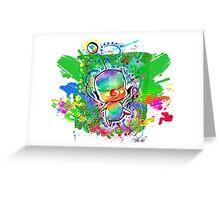 Epic Moogle Streetart Tshirts + More ' Final Fantasy ' Jonny2may Greeting Card