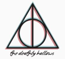 deathly hallows by WhovianWizard