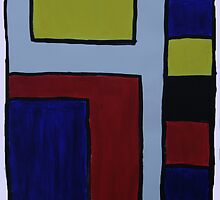 Ode to Mondrian Pt 1 by Medusa