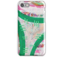 Everything is Coming Together (wide version): Inner Power Paintings iPhone Case/Skin