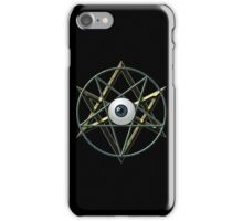THE EVIL TRIFECTA - shiny stones iPhone Case/Skin