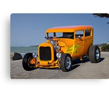 1928 Ford HiBoy Sedan Canvas Print