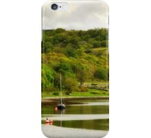 Ardchattan Kirk on Loch Etive iPhone Case/Skin