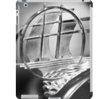 Plymouth hood ornament iPad Case/Skin