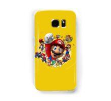 mario bros Samsung Galaxy Case/Skin