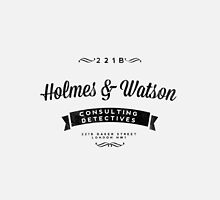 Holmes and Watson Consulting by fallingjaegers