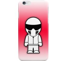 The Stig - Just the Stig iPhone Case/Skin