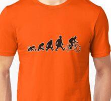 cyclist darwin cycling bike bicycle Unisex T-Shirt
