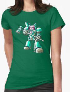 Mech.Cat HAMMER Womens Fitted T-Shirt