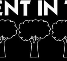 Twenty One Pilots - Trees Sticker
