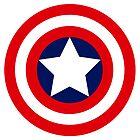 captain´s america logo by electradesigns
