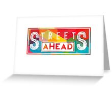 Community: Streets Ahead Greeting Card