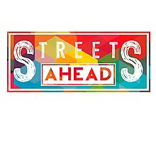 Community: Streets Ahead Photographic Print