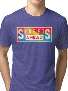 Community: Streets Ahead Tri-blend T-Shirt