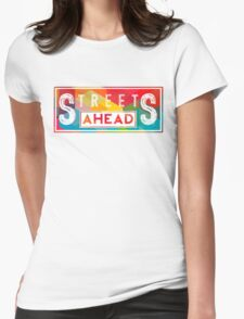 Community: Streets Ahead Womens Fitted T-Shirt