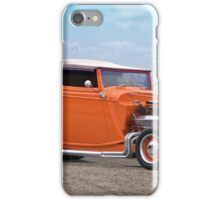 1934 Ford Cabriolet iPhone Case/Skin