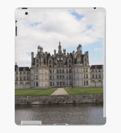 Château de Chambord iPad Case/Skin