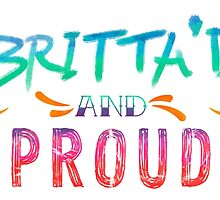 Community: Britta'd & Proud by MaxGunner44