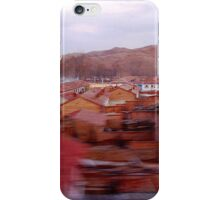 From the Train Window (1)  iPhone Case/Skin