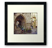 Noia Framed Print