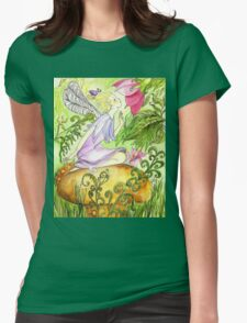 Fairy on a Mushroom T-Shirt