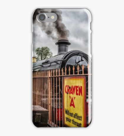 Station Signs iPhone Case/Skin