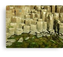 Giant's Causeway, Northern Ireland Canvas Print