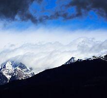 Kamnik Alps by Ian Middleton