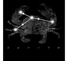 Cancer Constellation Sign  Photographic Print