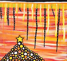 Wishing on a Star: Inner Power Painting by mellierosetest