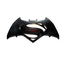 Batman VS Superman Logo by Joseph Galbraith