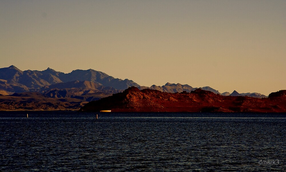 Lake Mead by dmark3
