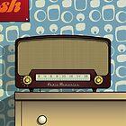 Radio Memories by Luis Enrique Cuéllar Peredo