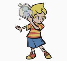 Lucas Confirmed Kids Tee