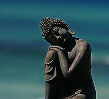 sleeping buddha by sudzi1111
