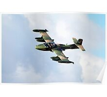 Cessna  A-37  DRAGONFLY  Poster