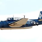 Grumman  Avenger   by aircraft-photos