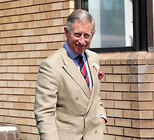 HRH The Prince Charles - The Prince of Wales by caesars