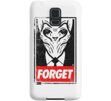 Obey The Silence Samsung Galaxy Case/Skin