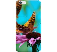 BFF Best Friend Fritillaries  iPhone Case/Skin