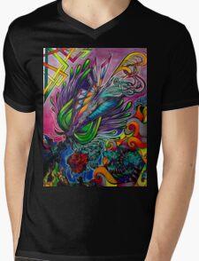 Beautiful Chasm  Mens V-Neck T-Shirt