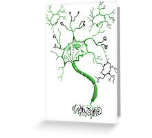 So, you think so? Greeting Card