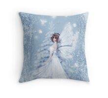 The Fairy Of Hope Throw Pillow