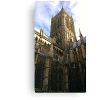 Towering Majesty Canvas Print