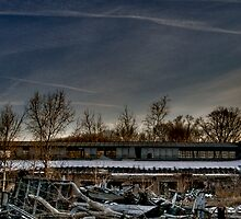 Among the rubble by dreckenschill