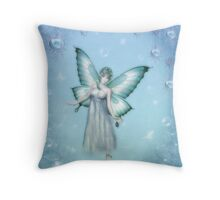Enchanted Fairy Ball Throw Pillow