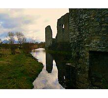 Trim Castle's grounds Photographic Print