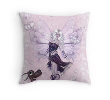 I Love You Fairy Throw Pillow