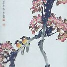 Plum blossom by Thanh Duong